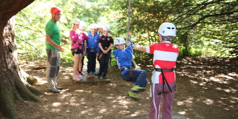 High Ropes Party Harrogate