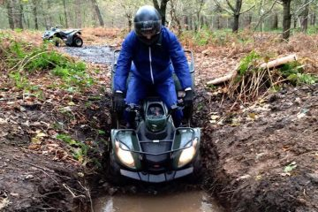 Yorkshire Quad Biking
