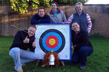 Archery in Leeds