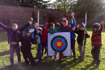 Kids Archery Party