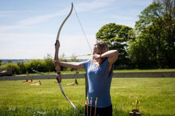 Archery in Kendal