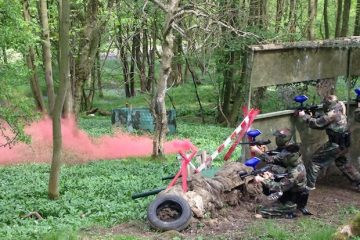 Paintball Leeds
