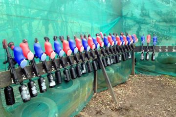 Paintball Leeds Centre