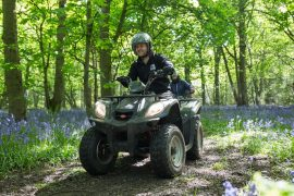 Leeds Quad Biking