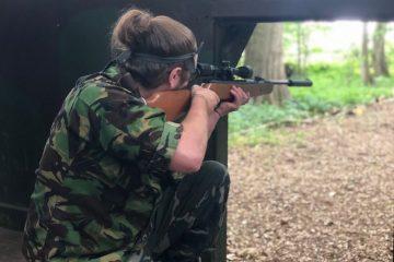 Air Rifle Shooting Leeds