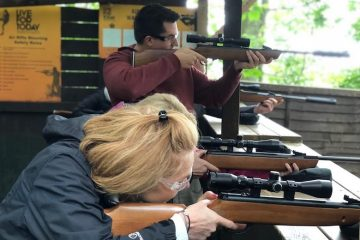 Air Rifle Shooting Leeds