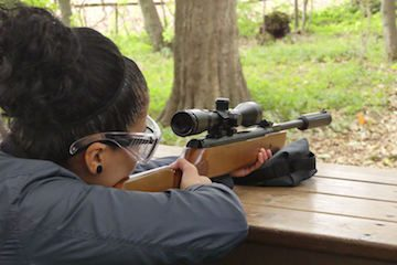 Air Rifle Shooting Yorkshire
