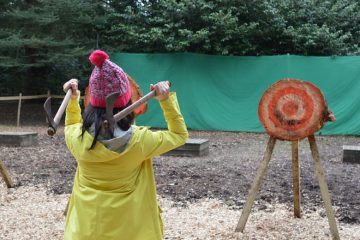 Axe Throwing Kendal