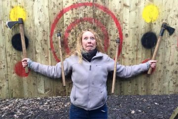 Axe Throwing Leeds
