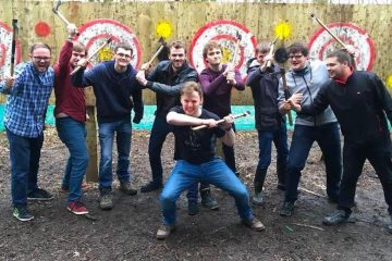 Axe Throwing York