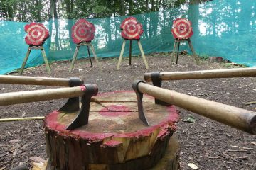 Axe Throwing in Leeds