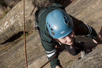 Climbing Harrogate