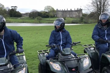 Harrogate Quad Biking
