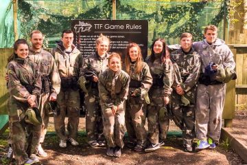 Leeds Paintball