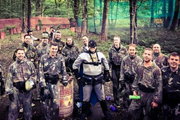 Paintball York