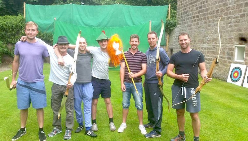 Stag Activities Kendal