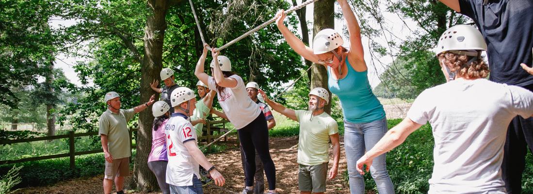 Team Building Activities Leeds