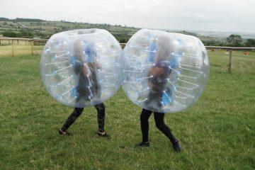 York Bubble Football