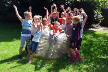 Body Zorbing Party Harrogate