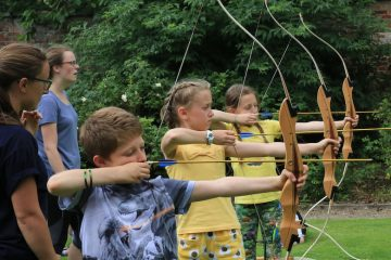 Archery Kids Leeds