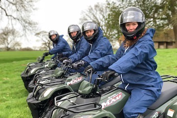 Quad Biking Harrogate