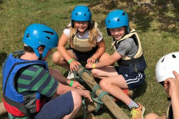 Outdoor Kids Camp Harrogate