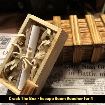 Crack The Box Voucher