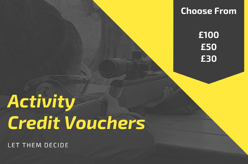 Activity Credit Vouchers