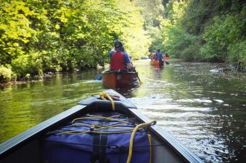 Boroughbridge To York Canoe Trip with Live For Today