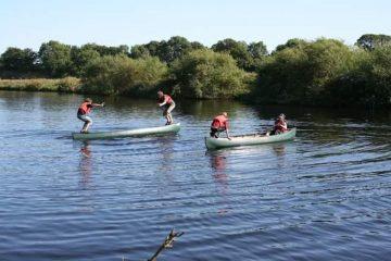 Canoeing Yorkshire