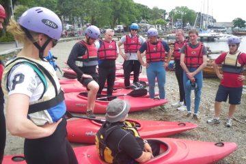Experience Kayaking Yorkshire