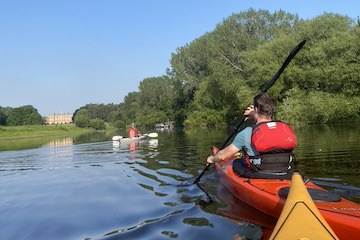 Ripon to Boroughbridge Kayak Trip