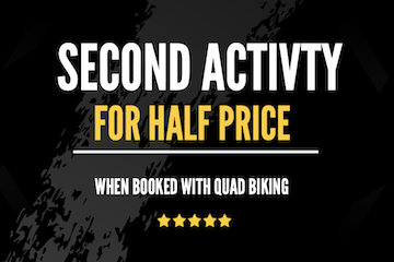 Second Activity Half Price