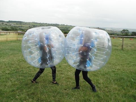 Bubble Mayhem Party