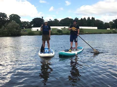 Paddle Boarding Harrogate