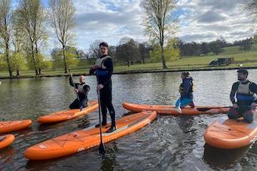 Paddle Boarding Harrogate